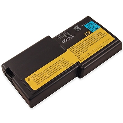 DENAQ 8-Cell 4400mAh Li-Ion Laptop Battery for IBM ThinkPad (DQ-02K6928-8)