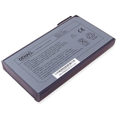 DENAQ 8-Cell 66Whr Li-Ion Laptop Battery for DELL (DQ-66Whr)