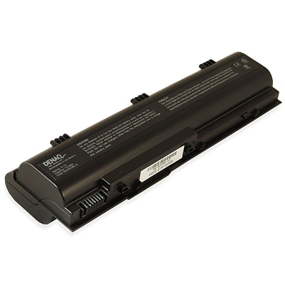 DENAQ 12-Cell 10400mAh Li-Ion Laptop Battery for DELL Inspiron (DQ-KD186-12)