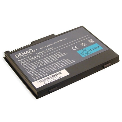 DENAQ 3-Cell 2200mAh Li-Ion Laptop Battery for TOSHIBA (DQ-PA3154U-3)