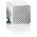 Wowwee™ 1443 Groove™ Cube Shutter Portable Bluetooth Speaker; White