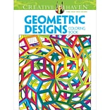 Geometric Designs Collection Coloring Book