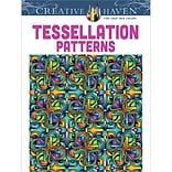 Tessellation Patterns Adult Coloring Book