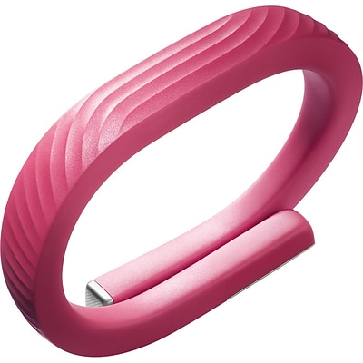 Jawbone UP24 Fitness Tracker; Refurbished - Pink Coral - Large