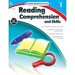 Reading Comprehension and Skills Workbook, Grade 1 / Ages 6 - 7
