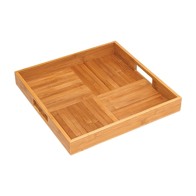 Lipper Bamboo Serving Tray