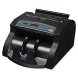 Royal Sovereign Digital Cash Counter, 130 Bill Capacity, Counts 1000 bills/min, Black