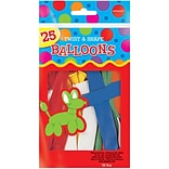 Twist/Shape Latex Balloons 70 Assorted