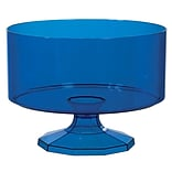 Amscan Trifle Container; Medium, Royal Blue