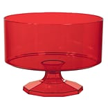 Amscan Trifle Container Med; Red (437842.4)