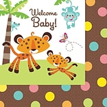 Amscan Fisher-Price Baby Beverage Napkins