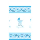 Celebrate Baby Boy Table Cover 102x54
