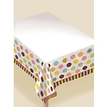 Amscan 102x54 Fisher-Price ABC Tablecover