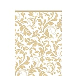 Gold Elegant Scroll Tablecover 102x54