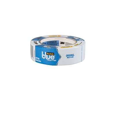 ScotchBlue™ Painters Masking Tape, Blue, 3 Core, 1 x 60yds.