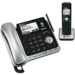 AT&T ATTTL96273 DECT 6.0 Connect-To-Cell 2-Handset Phone System with Dual Caller ID