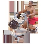 Body Solid Seated Row Upper Body Gym
