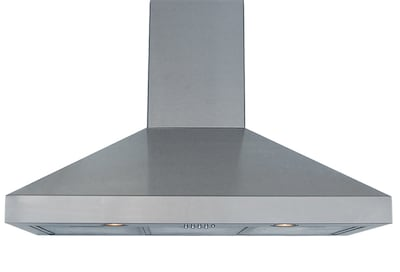 Windster 36'' 620 Cfm Ducted Wall Mount Range Hood