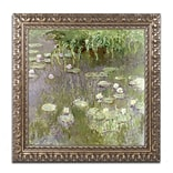 Monet Waterlilies at Midday 16x16 Frame
