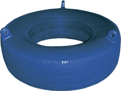 RTS Play Molded Poly Tire; Blue