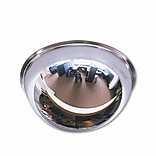 See All Industries Full Dome Convex Security Mirror, 18 Dia.
