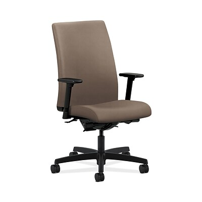 HON HONIW104WP20 Ignition Mid-Back Office/Computer Chair, Adjustable Arms, Antelope Fabric