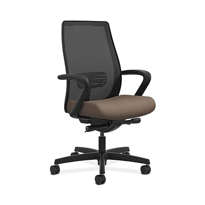 HON HONLWIM2FWP20 Endorse Collection Mesh Mid-Back Office/PC Chair, Fixed Arms, Antelope Fabric