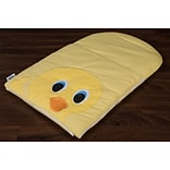 zCush Cotton Characters Nap Mat; Yellow Duck