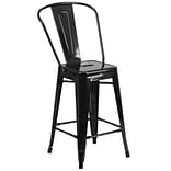 Crown Back Stack Banquet Chair Brgd Silver