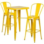 30 Hi Backless In/Out Barstool w/Rnd Seat