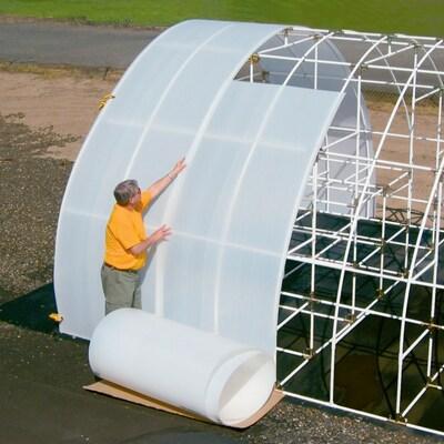 Solexx Solexx Greenhouse Panel Cover; 36 Ft.