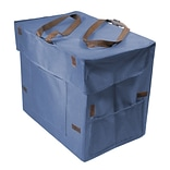 dbest products Wide Load Smart Utility Cart; Blue