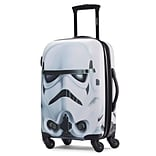 American Tourister Disney Star Wars Storm Trooper 21 Hardside ABS/PC split case shell (65777-4608)