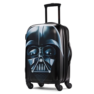 American Tourister Disney Star Wars Darth Vader 21 Hardside ABS/PC split case shell (65777-4572)