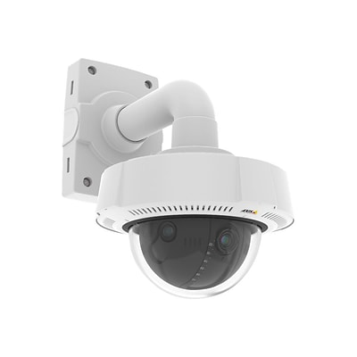 Axis Communications  0664-001 Wired Network Camera; White