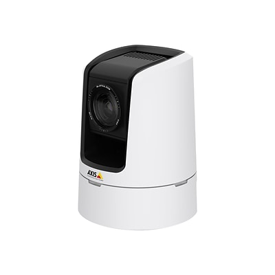 White f1.6-4.7 Wired Network Camera