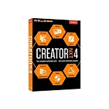 Corel® Roxio® Creator NXT 4 Software; Windows (RCRNXT4MLMBAM)