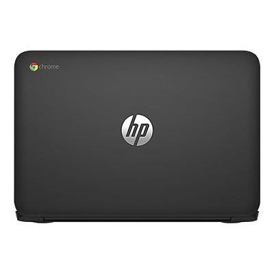 HP® Chromebook 11 G4 EE V2W32UT#ABA 11.6 Chromebook; LED, Intel Celeron N2840, 16GB SSD, 2GB RAM, Chrome OS, Black