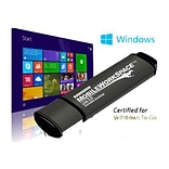 Kanguru Mobile WorkSpace 128GB USB 3.0 Flash Drive; Windows 7/8/8.1 (KWTG100-128G)