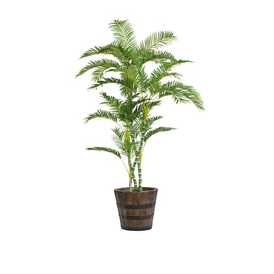 Laura Ashley 80 Tall Palm Tree in Planter