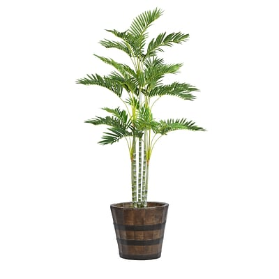 Laura Ashley 76 Tall Palm Tree in Planter
