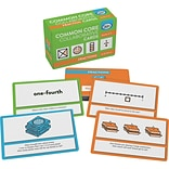 Didax® Common Core Collaborative Cards, Fractions