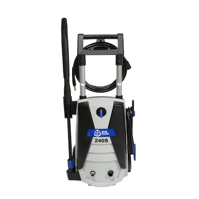 AR Blue Clean 1700 PSI 1.4 GPM Cold Water Electric Pressure Washer
