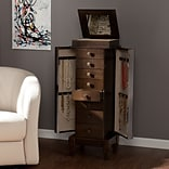 Southern Enterprises Brogan Jewelry Armoire (JS1447)