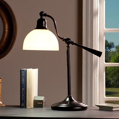 Southern Enterprises OttLite Concord Task Table Lamp (LT6231)