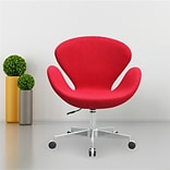 Fine Mod Imports Swan Low Back Office Chair