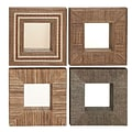 Aspire Artsy Wall Mirror (Set of 4)
