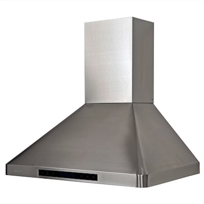 Cavaliere 30'' 900 Cfm Ducted Wall Mount Range Hood