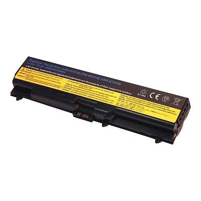 eReplacements Lithium-ion Laptop Replacement Battery for Lenovo ThinkPad Edge E40; 4400 mAh (42T4751-ER)