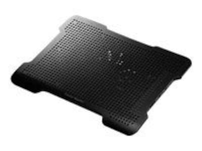 "Cooler Master(r) Notepal X Lite Ii Slim Cooling Pad For 15.6"" Laptop; Black (r9 Nbc Xl2k Gp)"